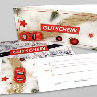 Gutschein-Set Weihnachtsedition